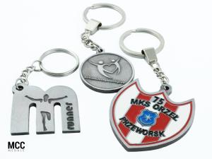 Breloki reklamowe sportowe na zamówienie - produkcja MCC Medale