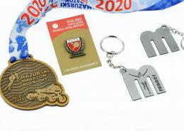 Gadżety sportowe reklamowe na zamówienie - producent MCC Medale