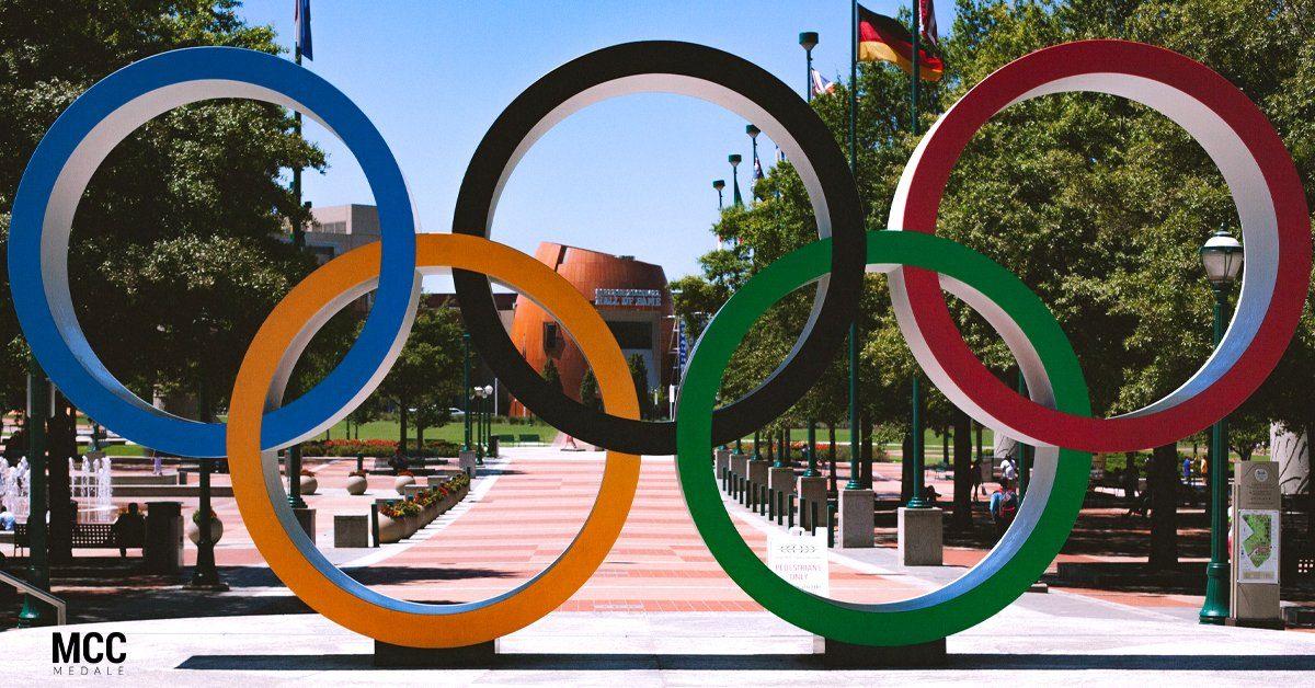 Ciekawostki sportowe olimpijskie - sportowe fakty na blogu MCC Medale