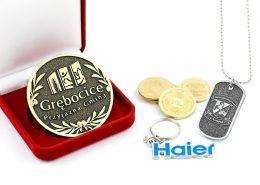 Medale biznesowe MCC Medale - oferta producenta odlewów