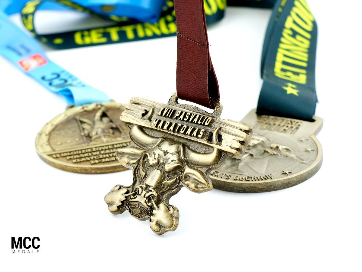 Medale dedykowane MCC Medale