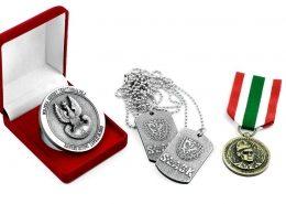 Odznaczenia wojskowe na świecie - MCC Medale