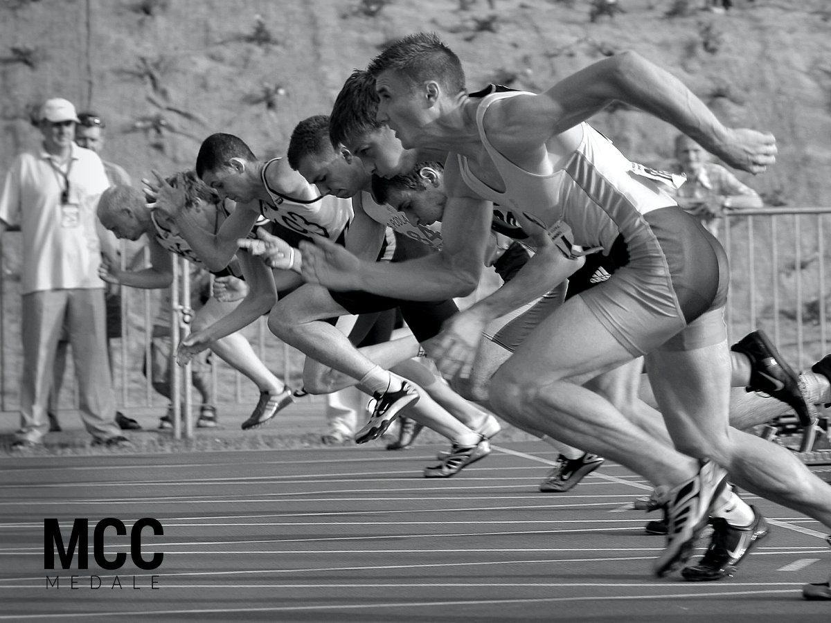 Rekordy w biegach na 100 metrów