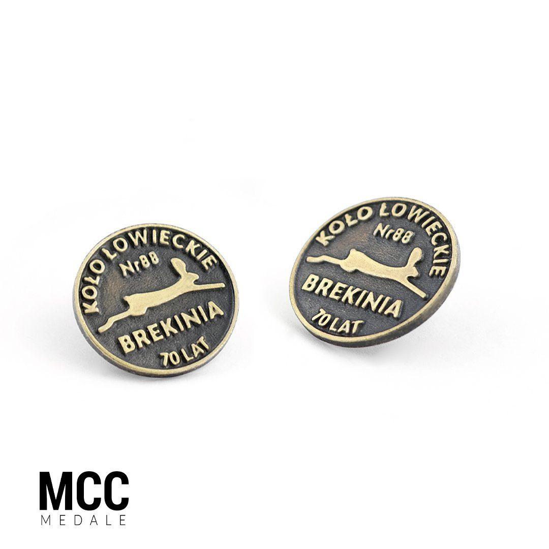 Medale dla myśliwych - MCC Medale