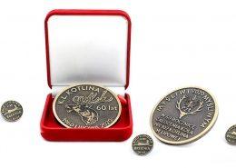 Medale myśliwskie - cenne pamiątki dla myśliwych. Producent MCC Medale