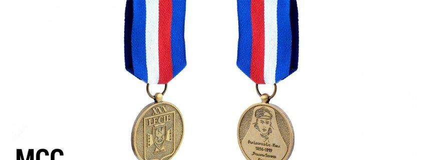 Medale dla Jednostki Strzeleckiej 2021 im. płk Leopolda Lisa-Kuli