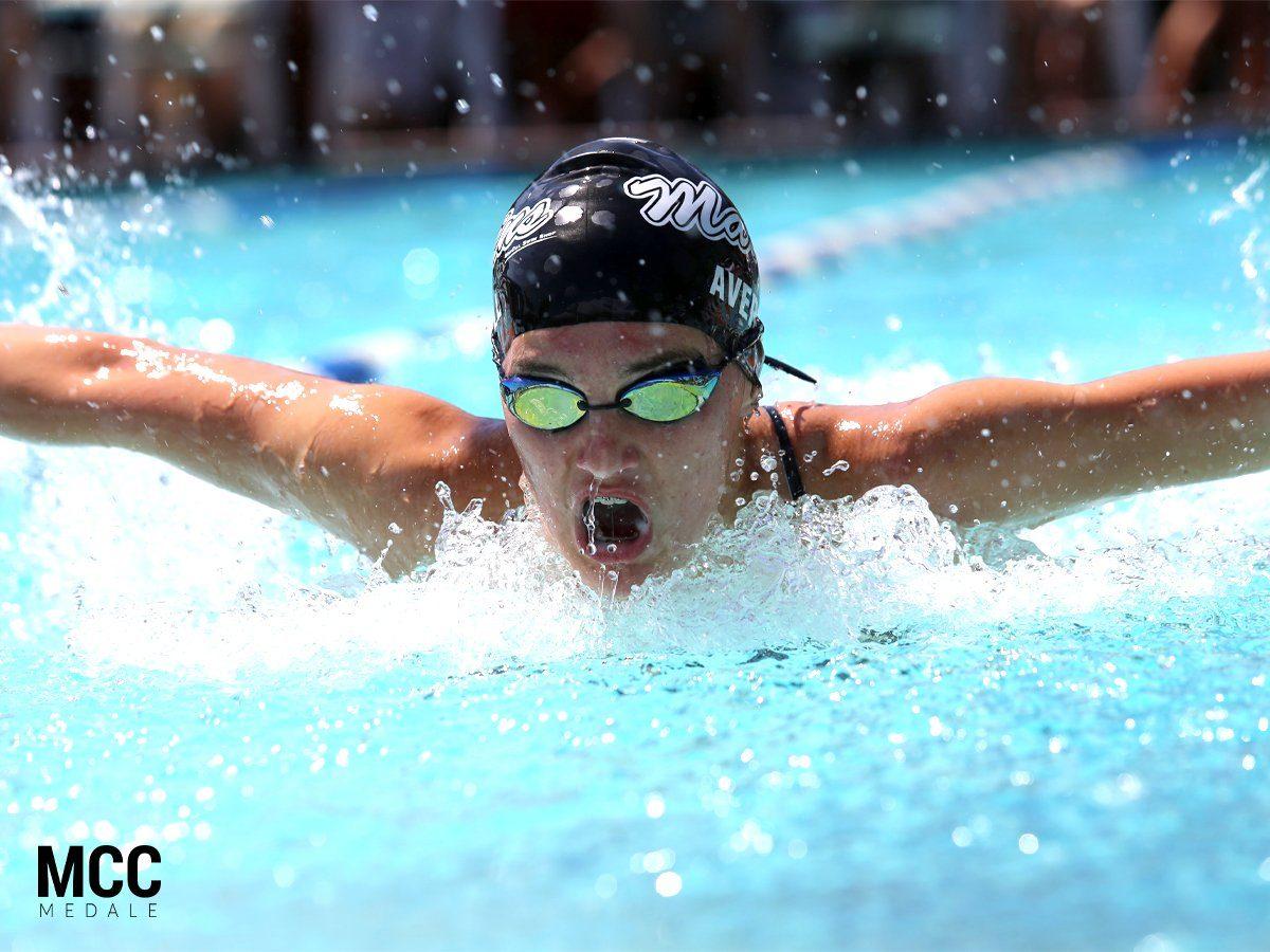 Sporty wodne - pływanie