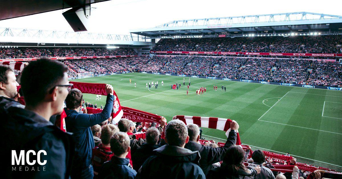 Fani Liverpoolu - byłego klubu Jerzego Dudka