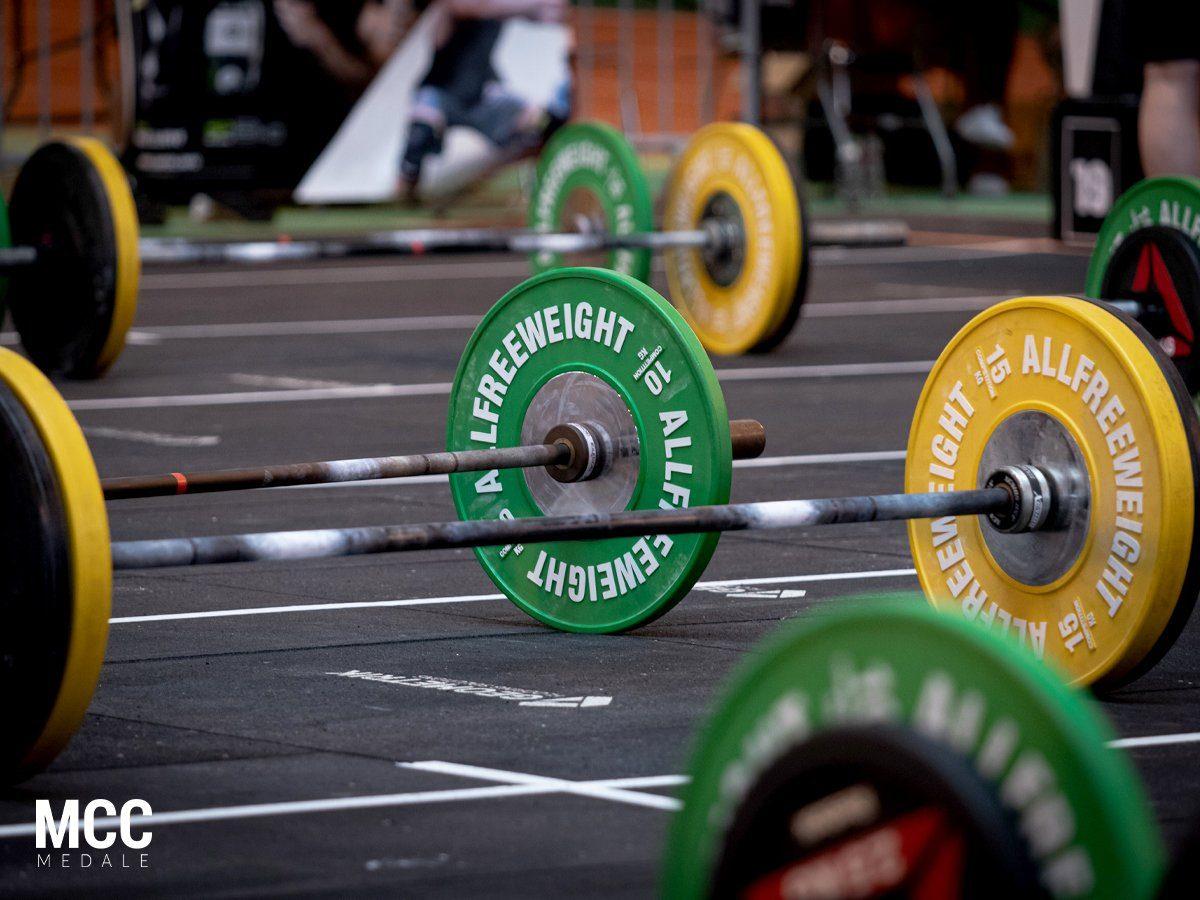 Podnoszenie ciężarów na igrzyskach olimpijskich - MCC Medale