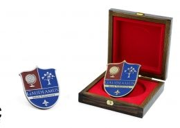 Medale dla uczniów wykonane na zamówienie przez MCC Medale
