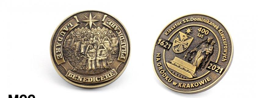 Trójwymiarowe medale na zamówienie - producent MCC Medale