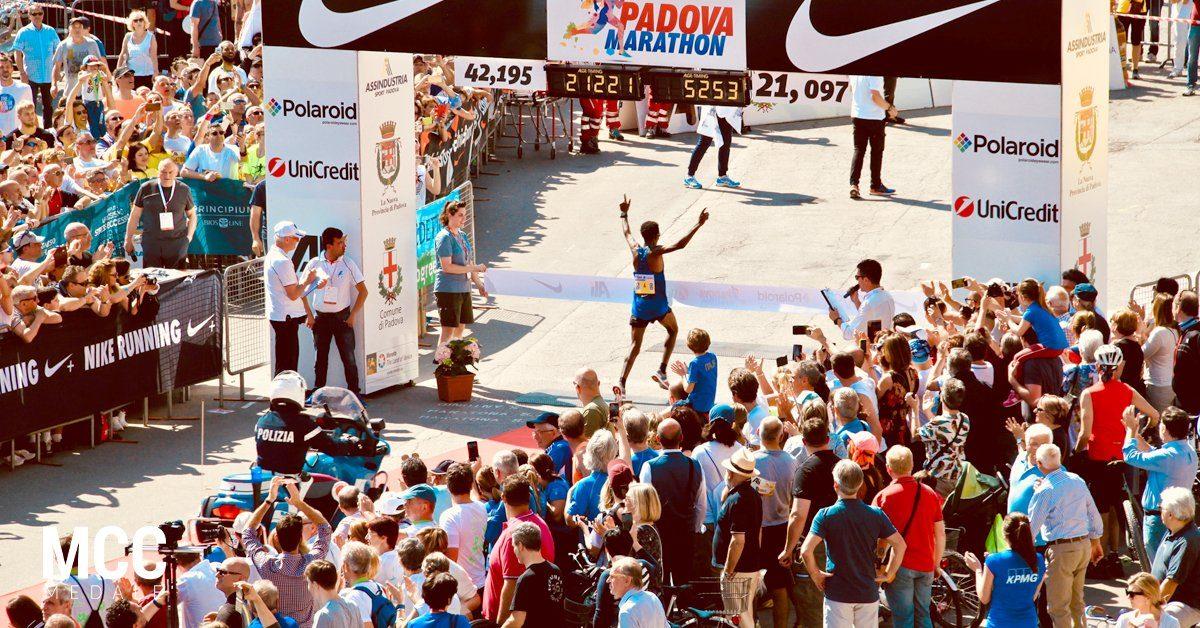 Maraton - bieg uliczny