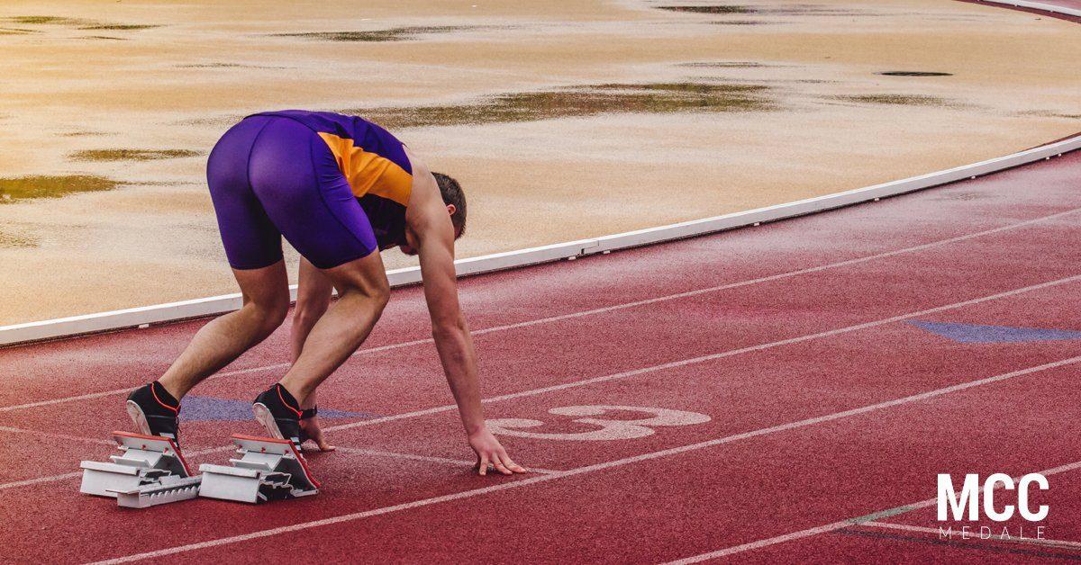 Polscy sprinterzy - rekordy i osiągnięcia polskich sprinterów na blogu MCC Medale